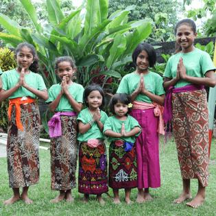 BaliLife children