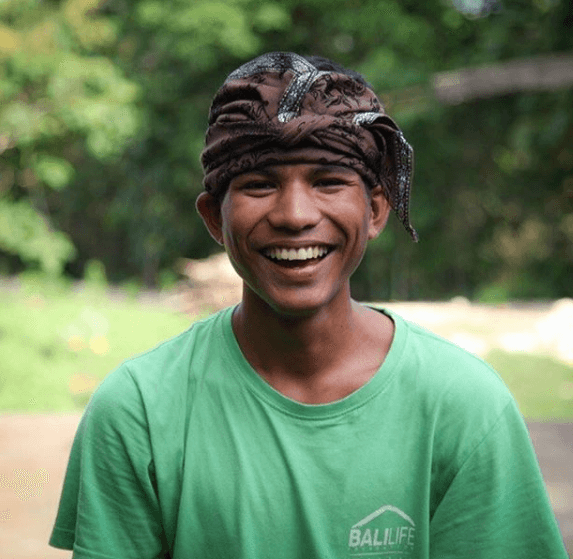 BaliLife Foundation photo of child in Bali