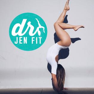 Doc Jen Fit card Michelle Vogel content marketing portfolio