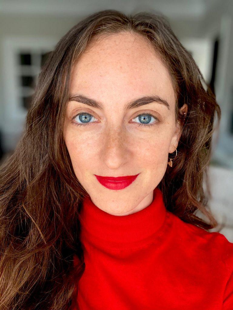 Michelle Vogel headshot - Atlanta content marketing consultant health